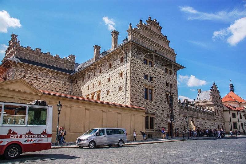 施瓦岑貝格宮(Schwarzenberg Palace) 1