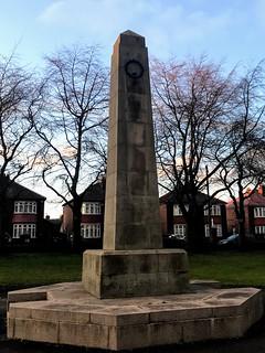 Darlington War Memorial