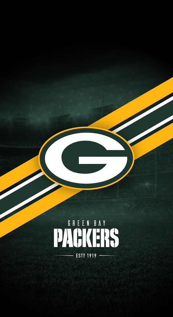 ... Green Bay Packers iPhone X/XS/XR Wallpaper | by Rob Masefield (masey