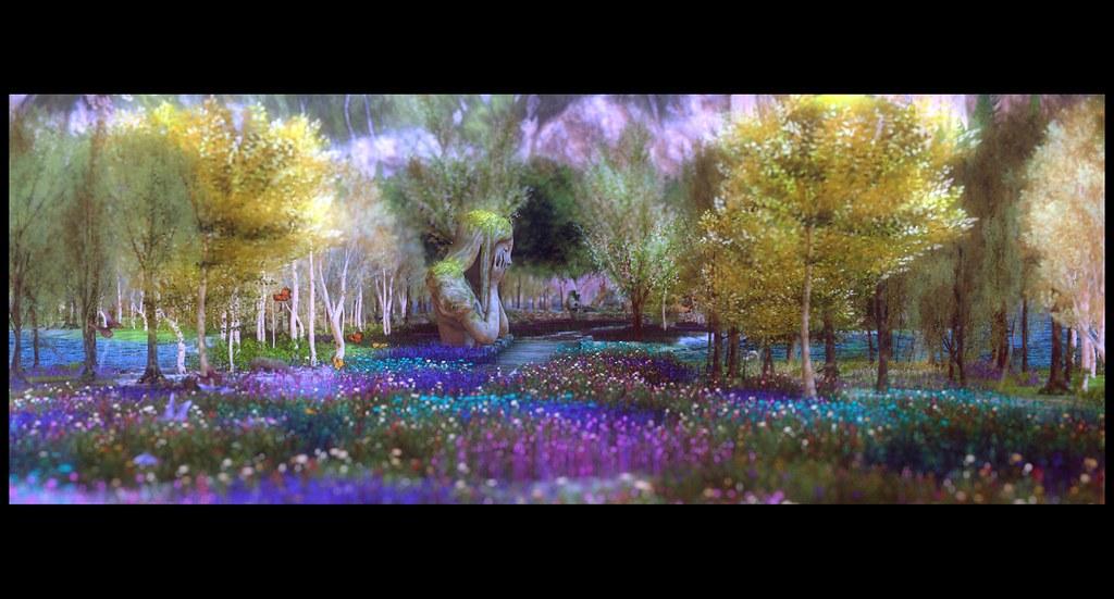 Soul's Spring Dream