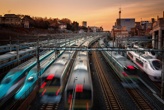 The Commute | by Peter Stewart Photography