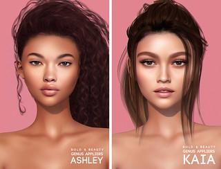 Bold & Beauty Ashley & Kaia Applier Genus @Uber | by R E B E L G Λ L
