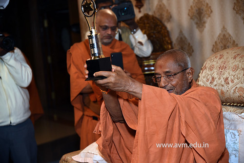 Std-10-11-12-visit-to-Haridham-for-Swamishree's-Blessings-(22)   by Atmiya Vidya Mandir