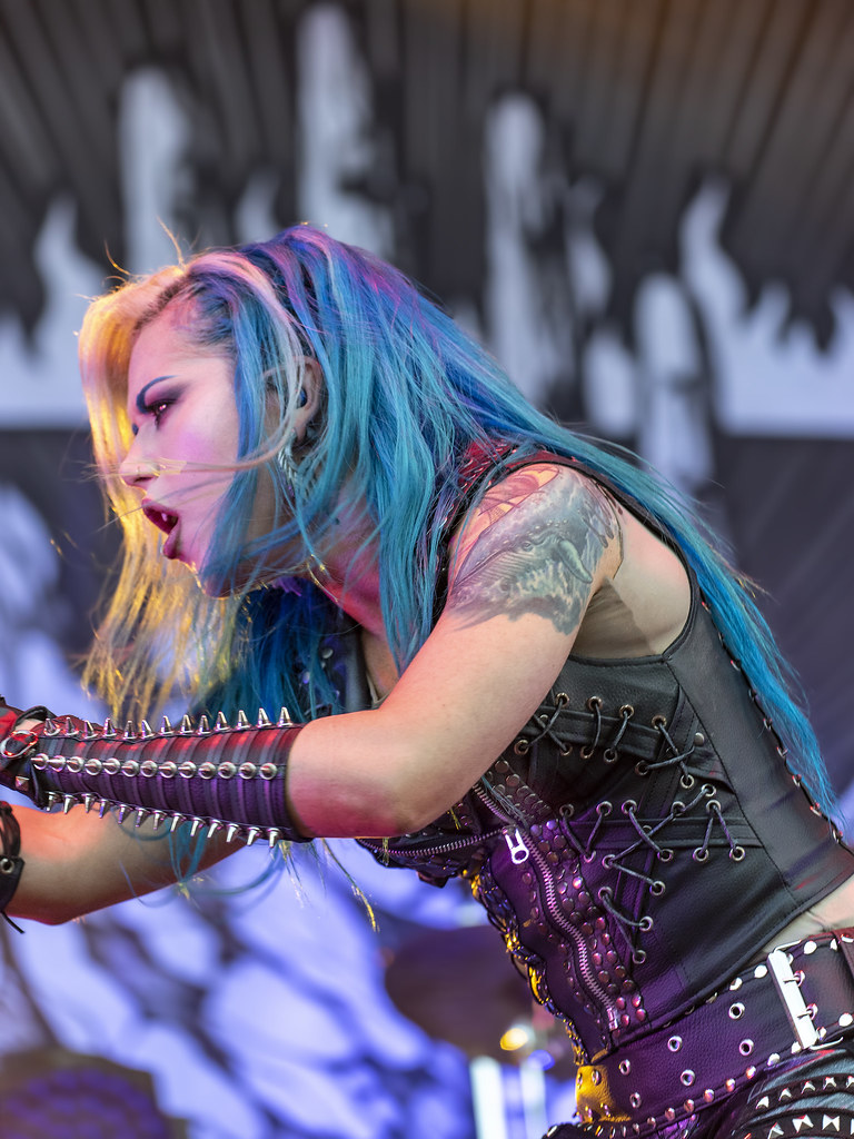 Arch Enemy @ 2018 Copenhell