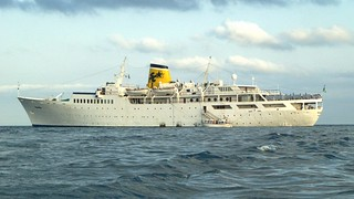 M S Royal Star – Off Coast of Zanzibar