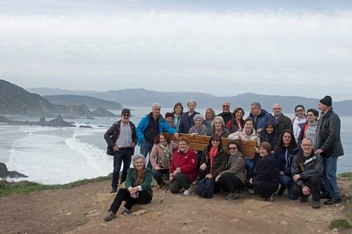 Foto visita a la costa de Ferrolterra incluyendo Estaca de Bares | by amigos casaciencias