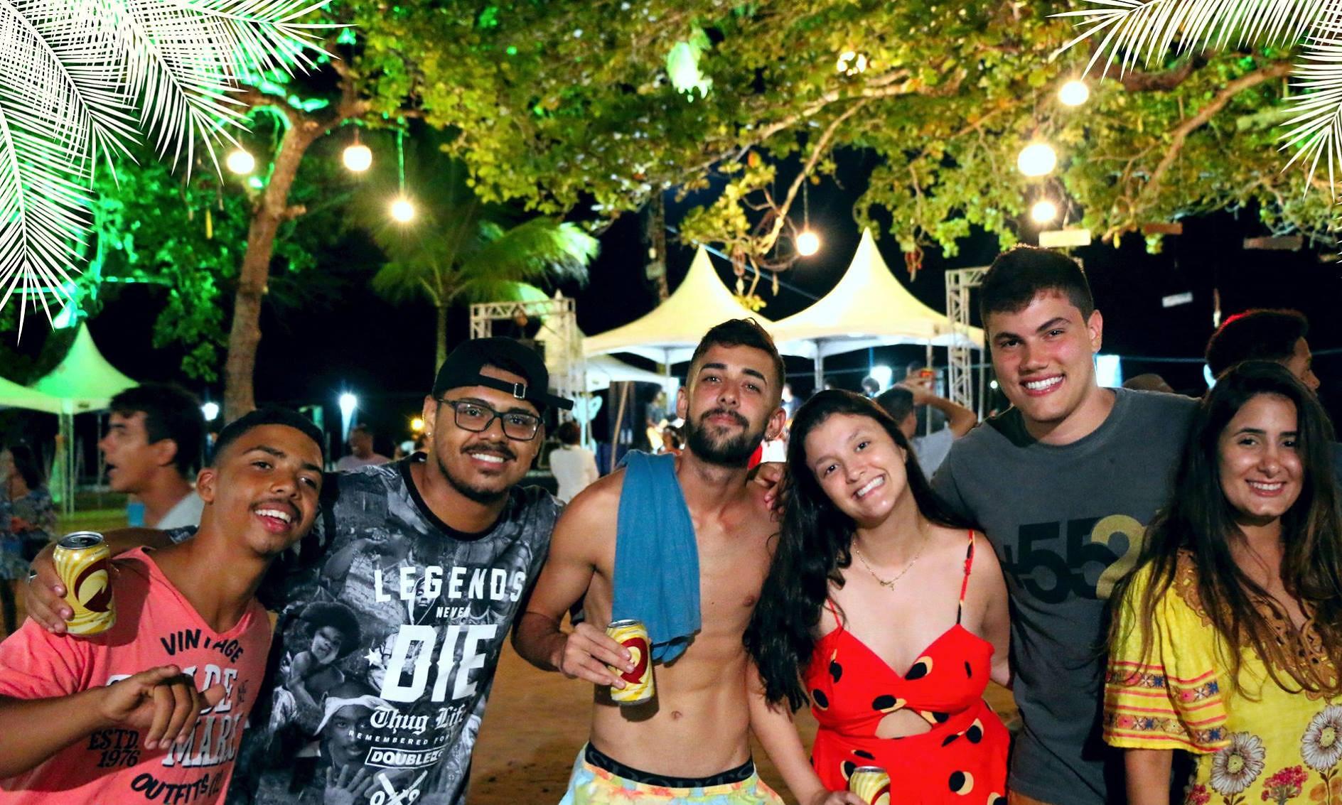 Luau com Ruy Galdino dá início às festas de final de ano em Caravelas (3)