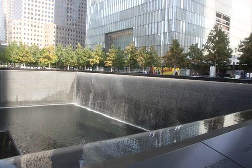 New York 9-11 Memorial