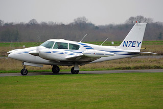 Piper PA-30-160 Twin Comanche N7EY