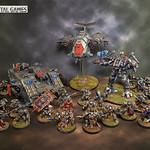 Grey Knights Studio Army
