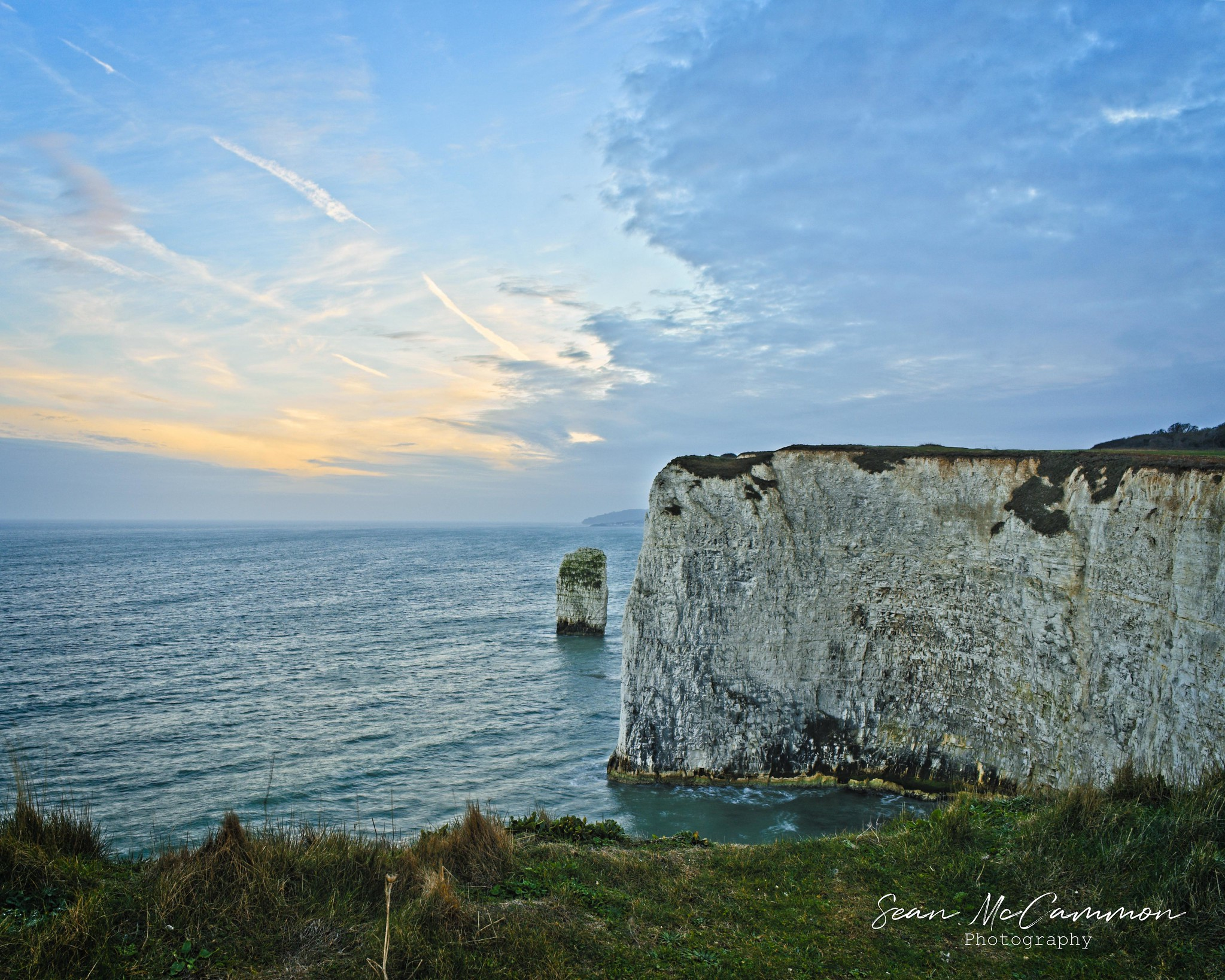 Single Needle At Old Harry's Rock