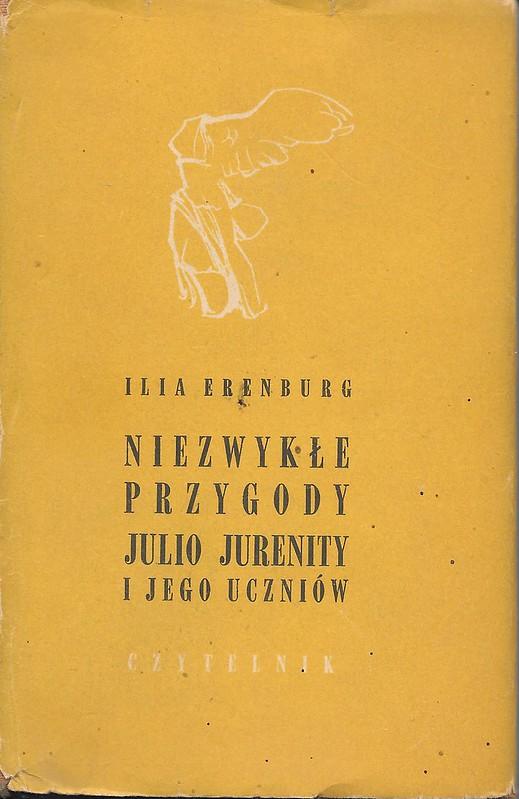 niezwykłe przygody julio jurenity
