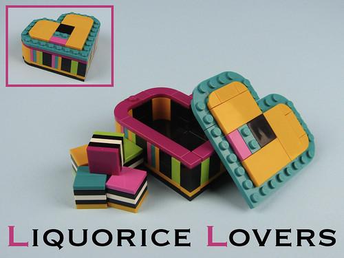 Liquorice Lovers