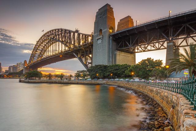 - Sydney Harbour Bridge