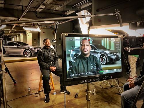 2019_Lexus_0-to_60_Celebrity_Racing_Series_034 Photo