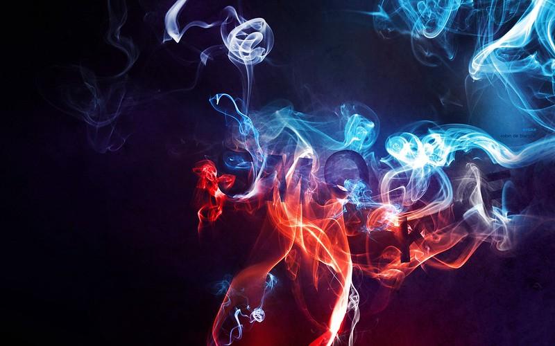 Обои дым, цвет, фон, пелена картинки на рабочий стол, фото скачать бесплатно