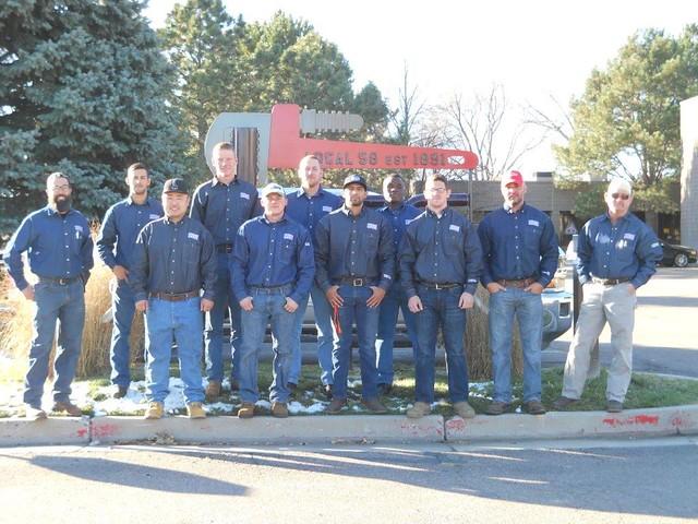 Fort Carson - Welding Class 14