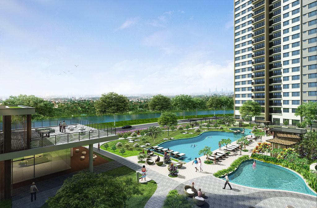 Tiện ích vượt trội dự án khu đô thị Palm City