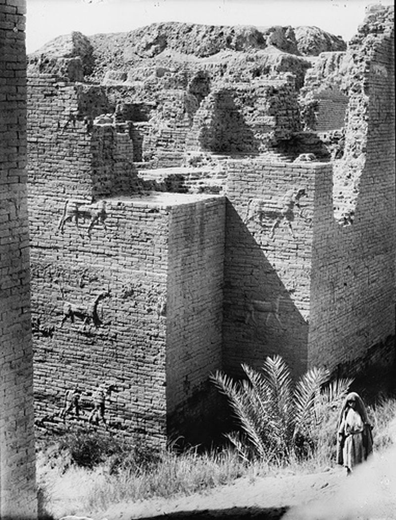 muralla babilonia