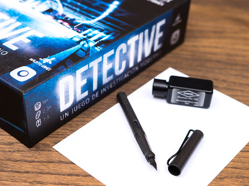 Detective | by Doctor Meeple