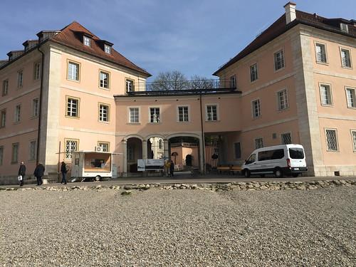 23 - Eingang - Kloster Weltenburg