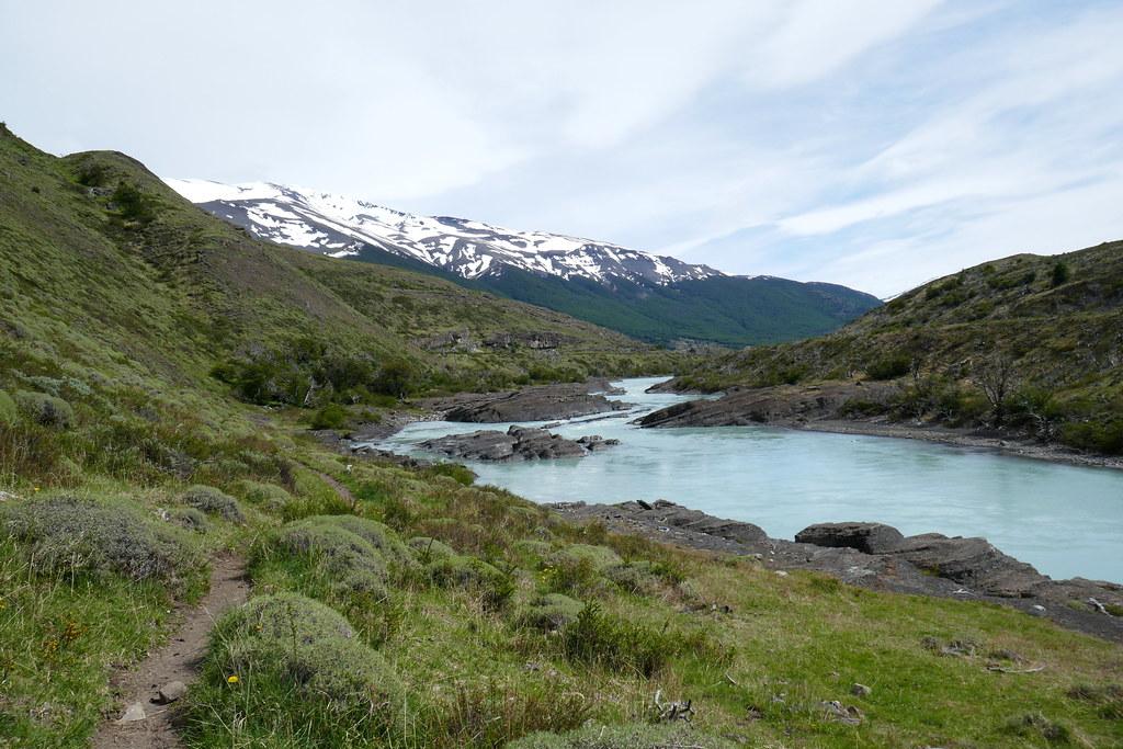 Unique View along Trail