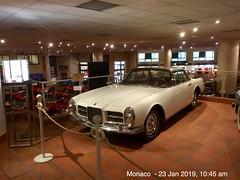 Facel Vega V8 Displayed at Palais Princier De Monaco