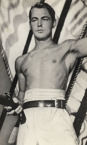Alan Ladd in Two Years Before the Mast (1946)