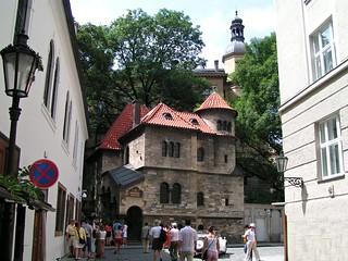 The Jewish Quarter, Prague, Czech Republic