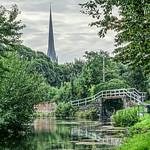 Preston Canal view