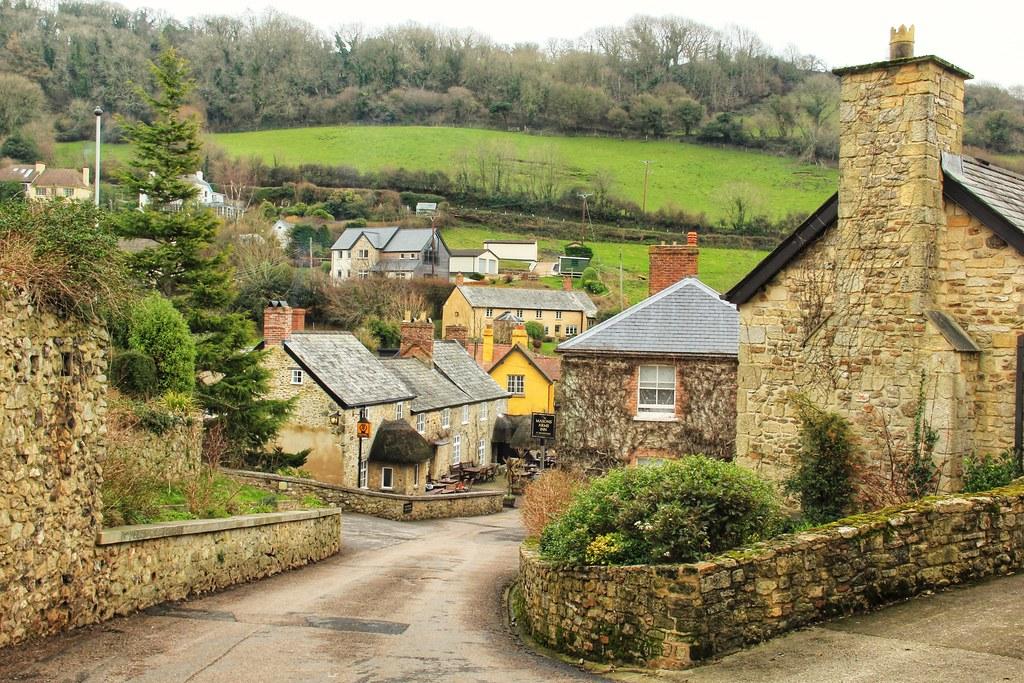 Branscombe, Devon