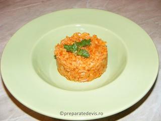 Pilaf sarbesc de post | by World Food Recipes