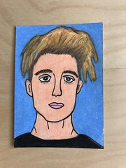 Justin Bieber Art Card 2-1/2 X 3-1/2 in https://www.ebay.com/itm/Justin-Bieber-Art-Card-2-1-2-X-3-1-2-in/113705681061 #justinbieber