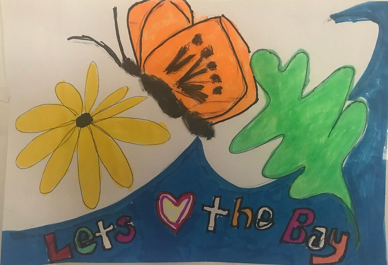 Let's Love The Bay-Fight Litter, Natasha Isler of Silver Spring, Category Fight Litter,