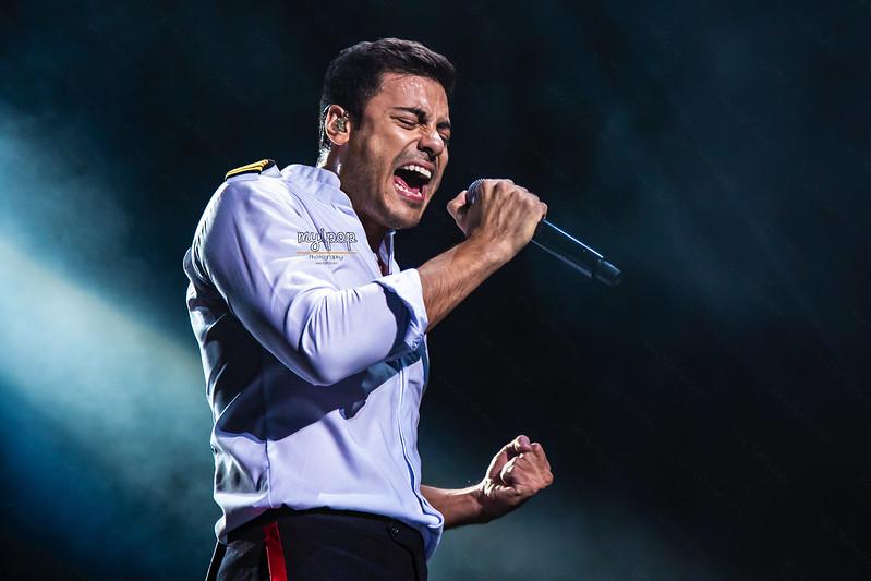 Carlos Rivera - Guerra Tour