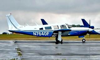 N7640F   Piper PA-32R-300 Cherokee Lance [32R-7790069] Kemble~G 09/07/2004
