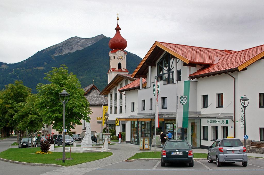 tourismus ehrwald