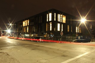 Morgan Ford at Night   by Building St. Louis