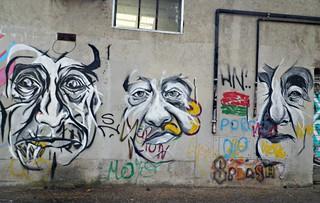 Streetart Ostiense | by helipekkarinen