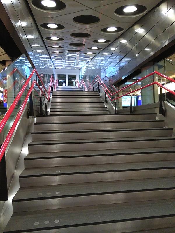Trap - Station Schiphol