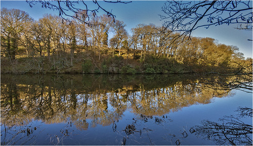 Pressmennan Reflections | by StevenMBeard