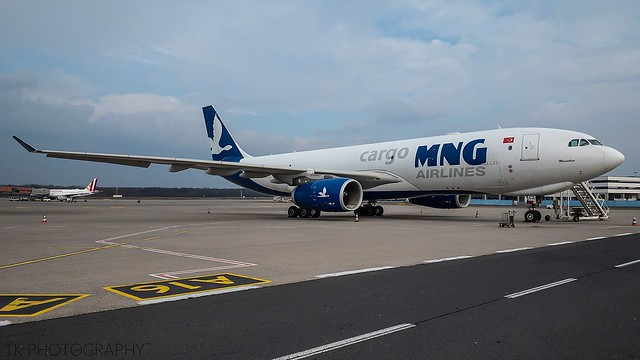 TC-MCZ MNG Airlines Airbus A330-243F