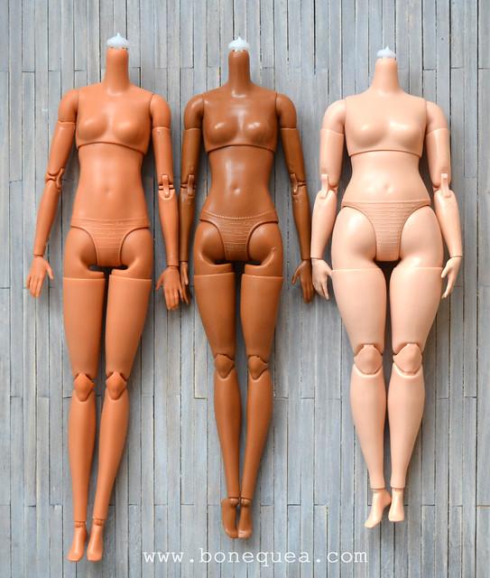 Metiendo en cintura mis MTM Barbie