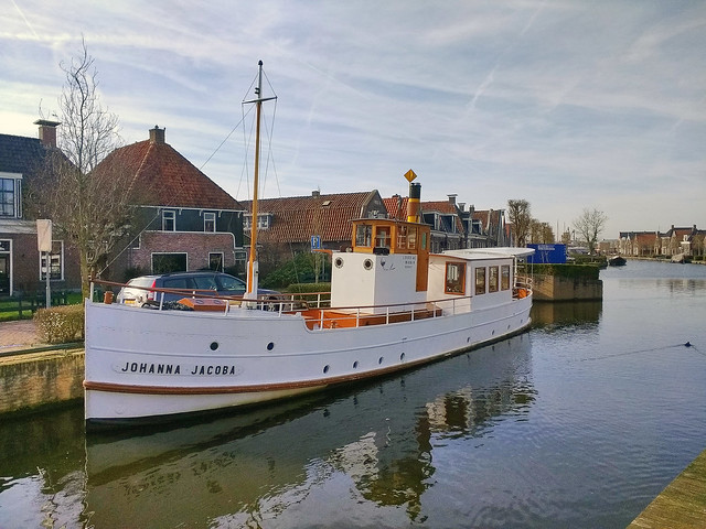 MS Johanna Jacoba, IJlst - Fryslân (130016351)