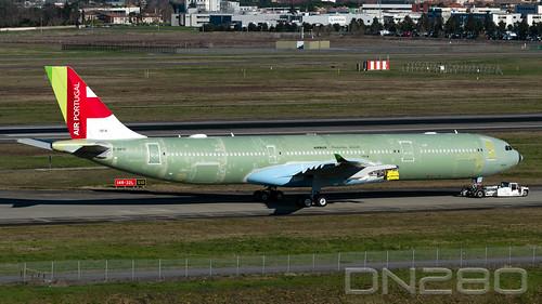 TAP A330-941 msn 1914 | by dn280tls