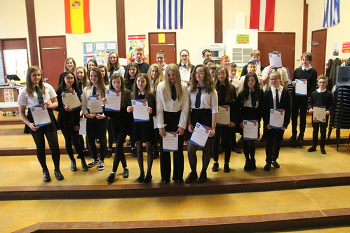 Easter Assembly Certificates 2019