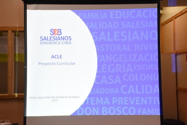 Reunión de ACLE 2019