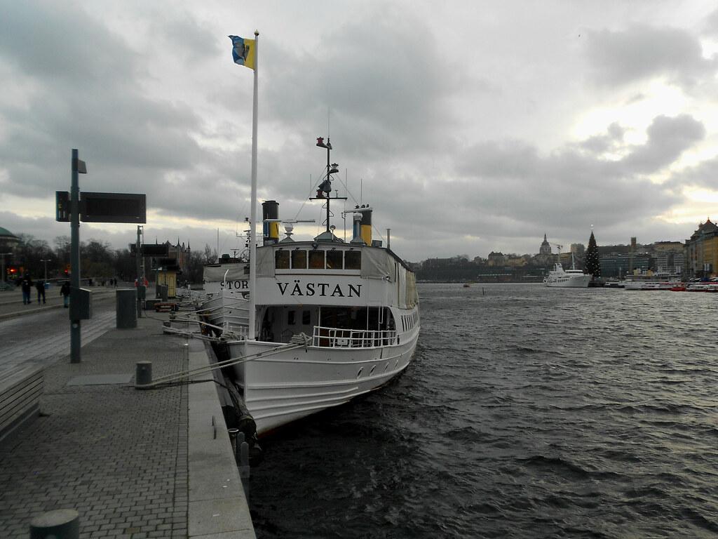 """Пристань """"Strömkajen"""""""