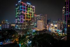 Ho Chi Minh City, Saigon, at Night