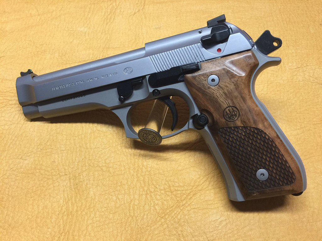 Spokane Gun Trader >> Consigned Move To Archived Beretta Inox Vertec Slide With More